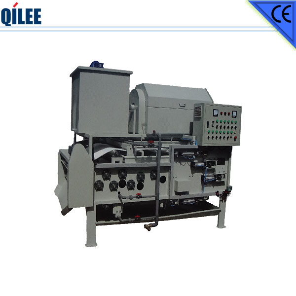 Sludge Dehydrator Press for Paper and Pulp Sewage Treatment