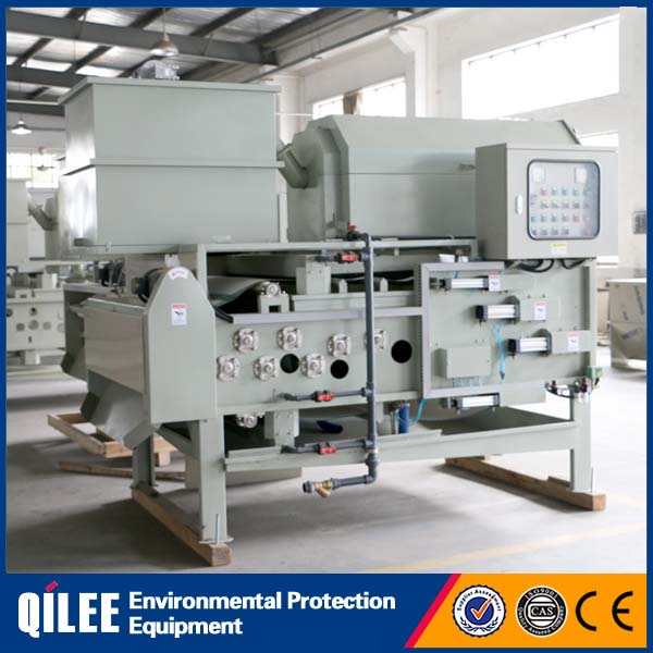 High quality Solid-liquid separation belt filter press equipment